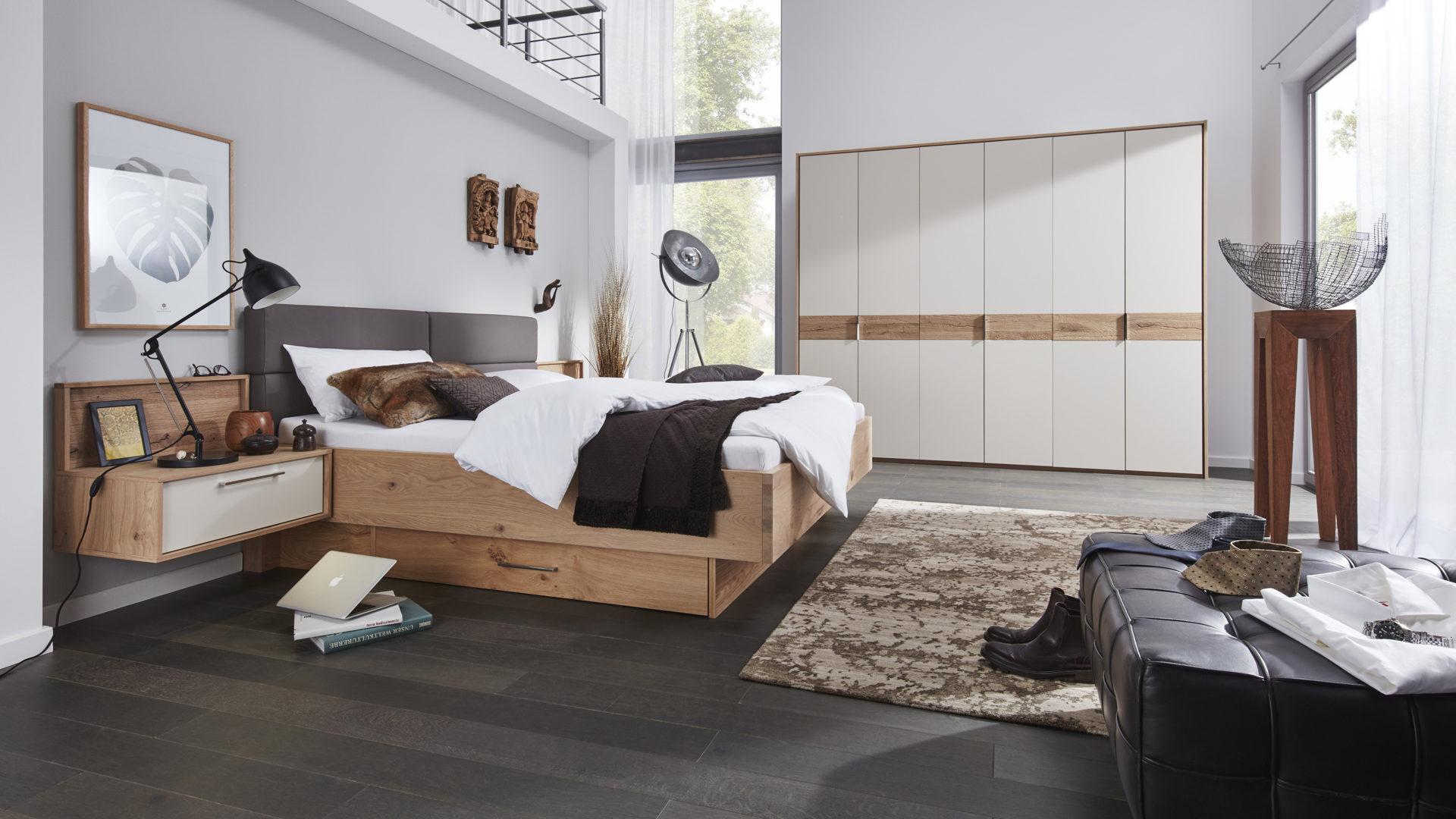 Interliving Schlafzimmer Serie 1002 – Schlafzimmerkombination ...