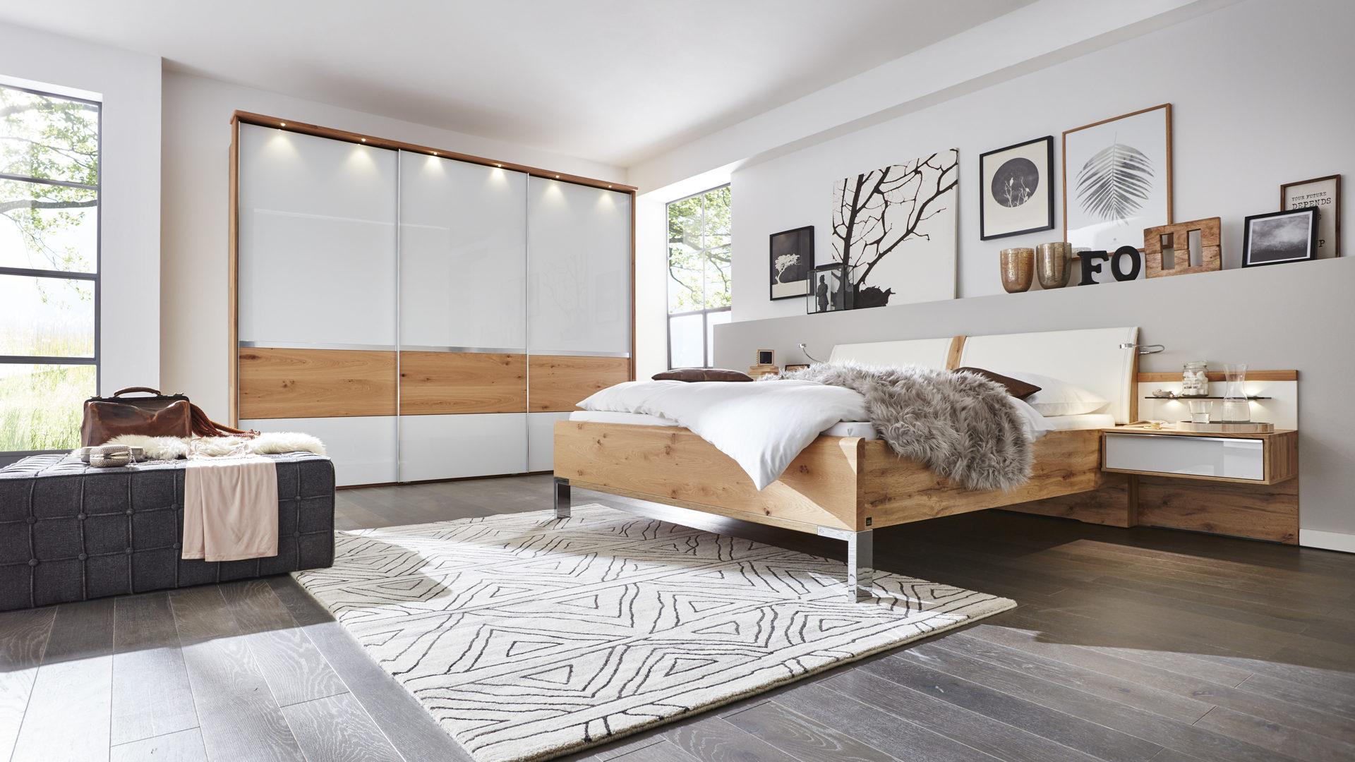 Interliving Schlafzimmer Serie 1202 – Schlafzimmerkombination ...