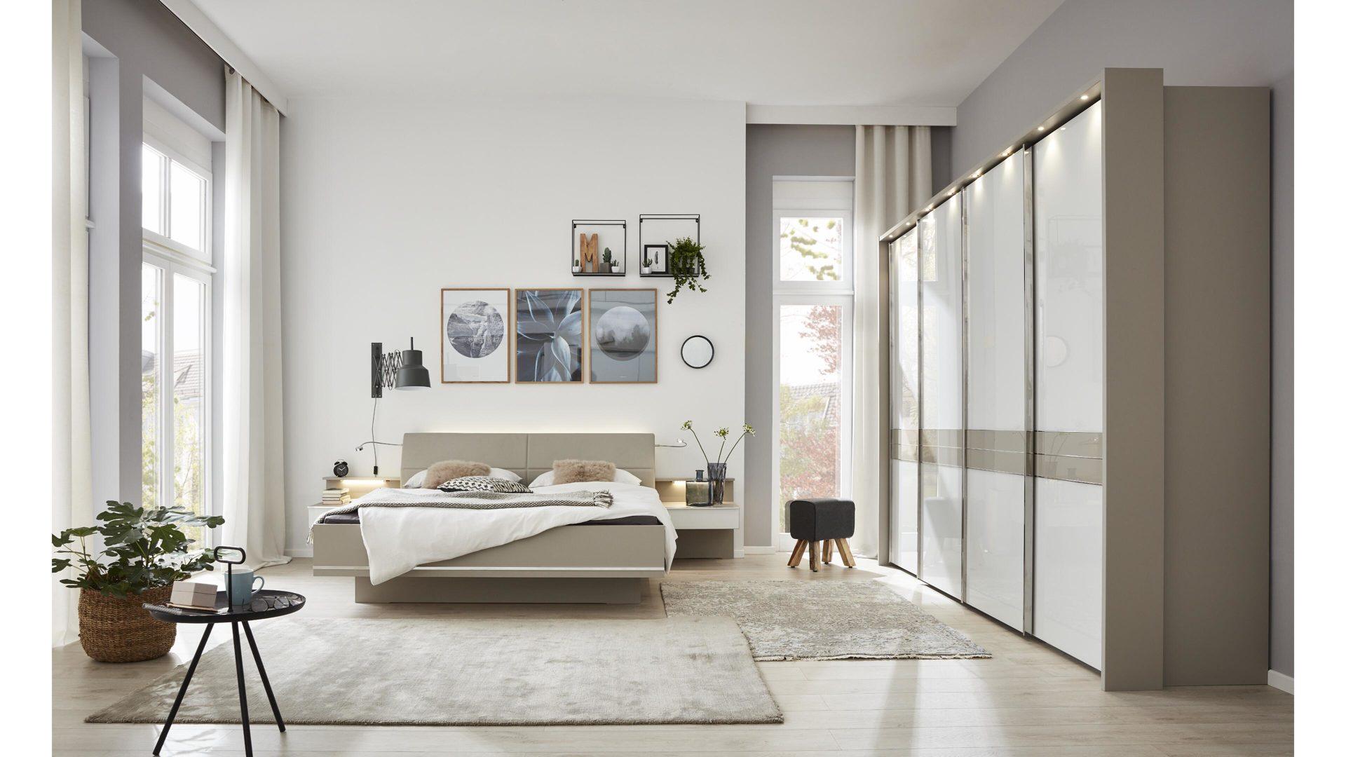 Interliving Schlafzimmer Serie 1009 Schlafzimmerkombination Weisse