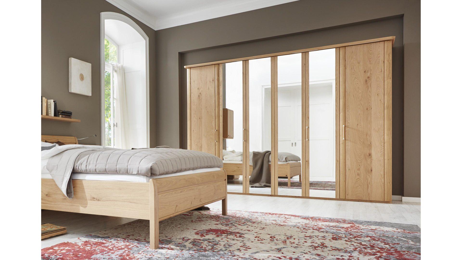 Interliving Schlafzimmer Serie 1001 Kleiderschrank