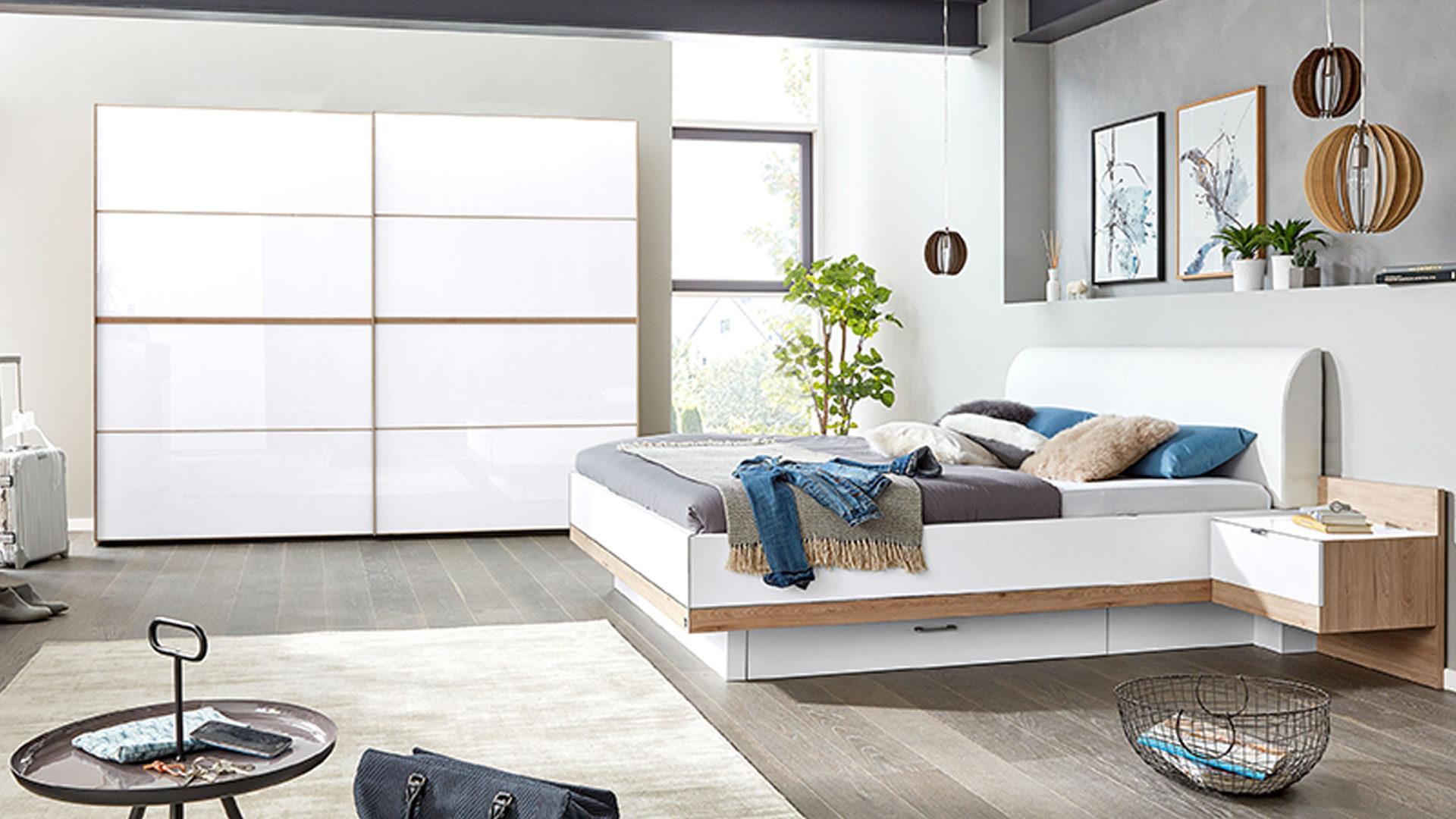 Interliving Schlafzimmer Serie 1010 – Schlafzimmerkombination ...