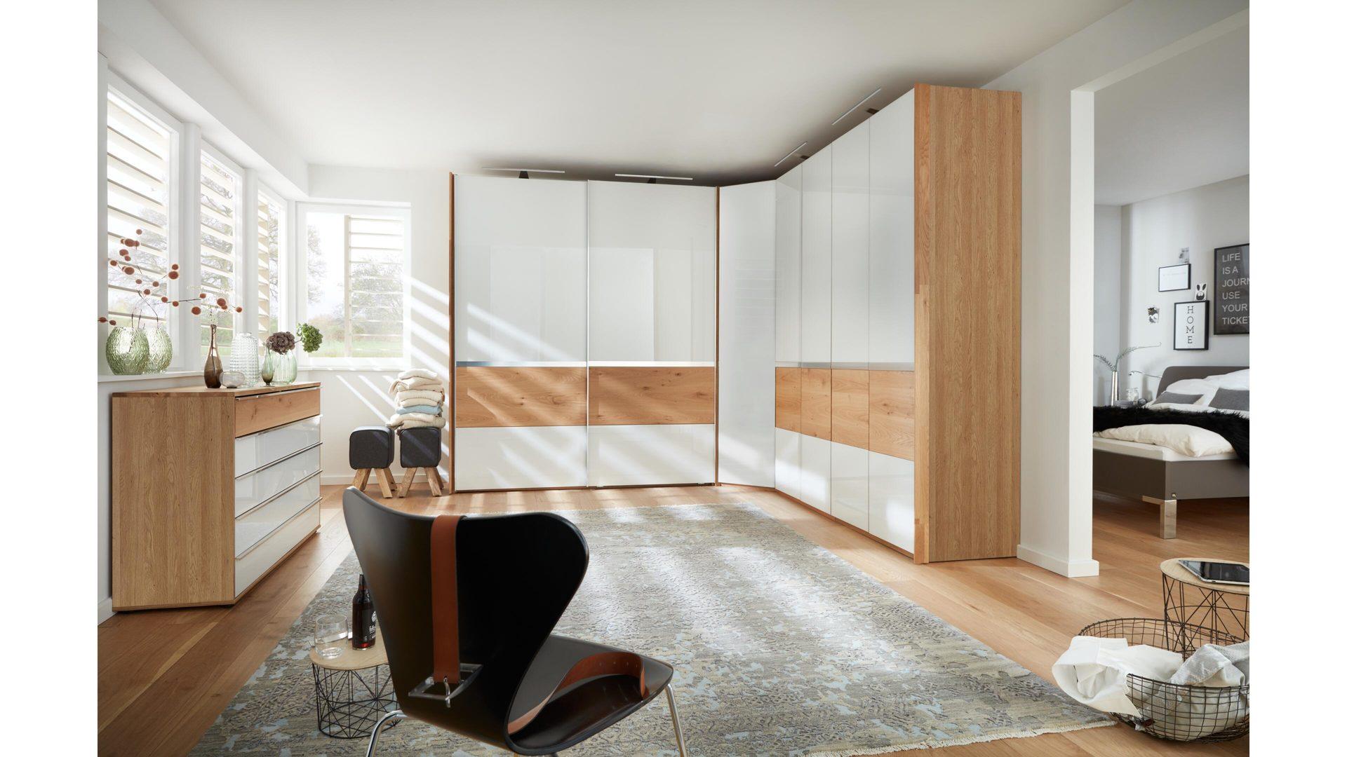 Eckschrank Schlafzimmer Holz